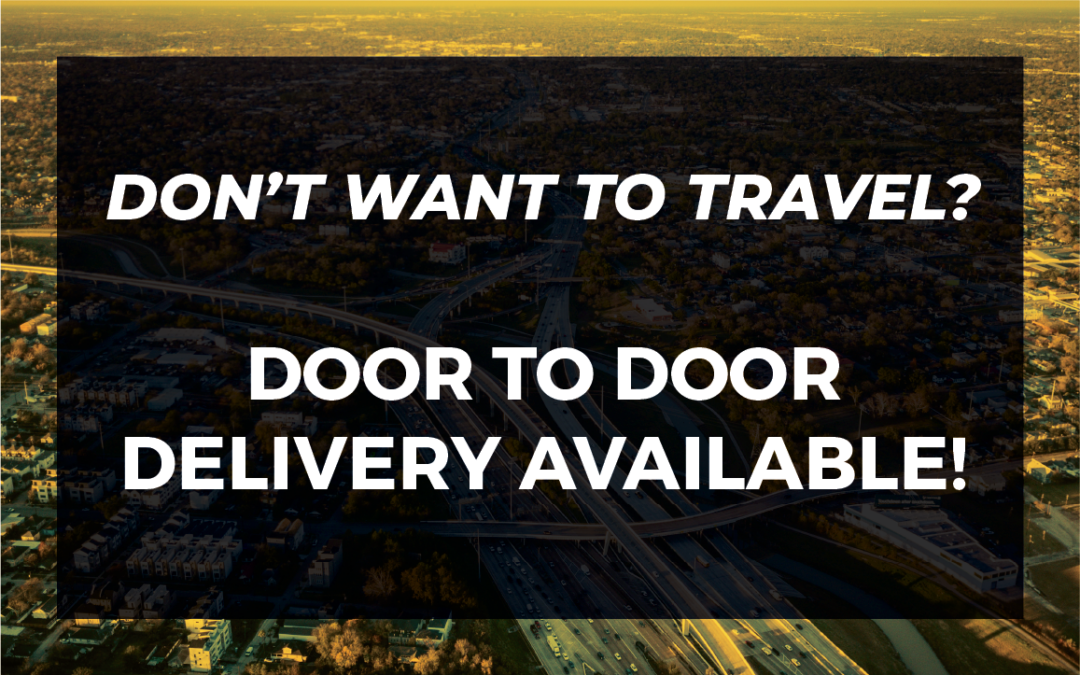 DOOR TO DOOR TRANSPORTATION